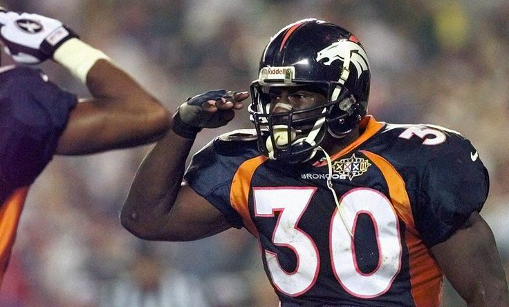 Former Denver Broncos running back Terrell Davis says the prospect of living with CTE symptoms is something that worries him....