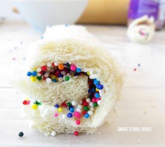 Cute Marshmallows- Sprinkled Marshmallow Dippers