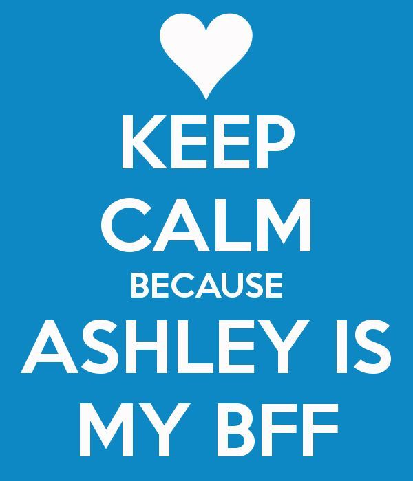 nickname for ashley