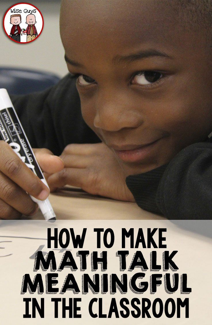 Over the last twenty years, we have developed numerous methods and strategies involving how to make Math Talk meaningful that we would like to share with you. Here's how we use math talk in our upper elementary classroom to help our students succeed in mastering math concepts.