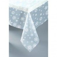 Snowflake Tablecover $4.95 M51002