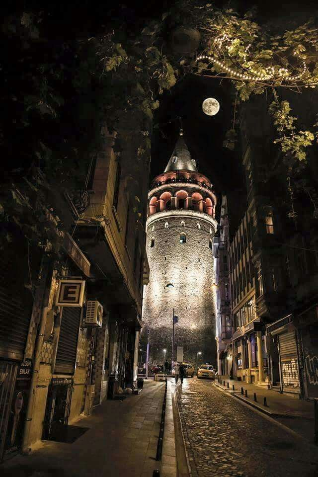 Galata Tower -  İstanbul