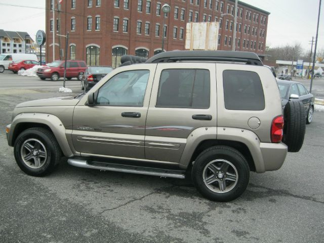 2003 Jeep Liberty Renegade 4WD - $7,498 KennettSquare,PA
