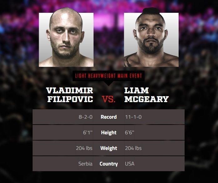 UPDATE: Liam McGeary ( @ liam_mcgeary ) will now be #fighting Vladimir Filipovic at #Bellator173 (Chirs Fields is out due to injury). Watch my #new #interview with him to find out how he prepared for this #fight - link is in bio now!  #MLMMA #mustlovemma #SusanCingari #LiamMcGeary #Bellator #behindthescenes #MMA #VladimirFilipovic #BellatorMMA #mixedmartialarts #FilipovicvsMcGeary #McGearyvsFilipovic #combatsports #Belfast #ScottCoker #boxing #kickboxing #BJJ #WMMA #SpikeTV #martialarts…
