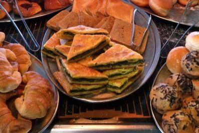 Authentic spanakopita recipe from Celestyal Olympia cruises.