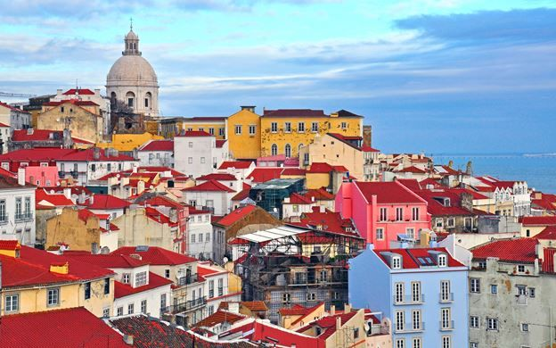 Lisbon City Break Deal in September for £110pp. Lisbon Old Town, Short Break, Travel Deal