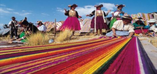 Tessitori di Llachon, tra colori e tradizioni del Cile