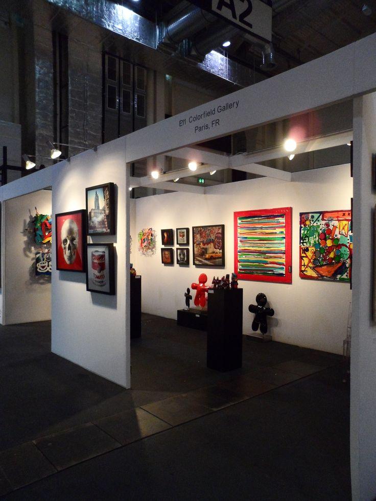 Colorfield Gallery est heureuse de vous présentez son stand E11 sur l'AAF Hamburg