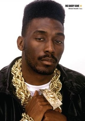 Loved, loved him back in the day - Big Daddy Kane