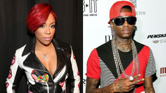 K. Michelle and Soulja Boy have choice words for each other on Twitter (graphic)