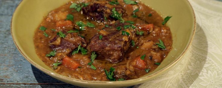 17 best images about stews on pinterest white bean Ina garten beef stew recipe