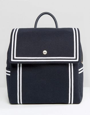 Tommy Hilfiger TommyxGigi Nautical Backpack at asos.com | @giftryapp