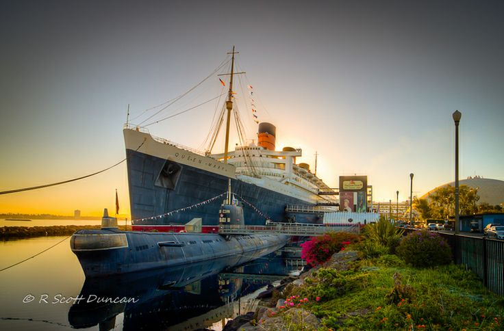 Queen Mary by R Scott Duncan