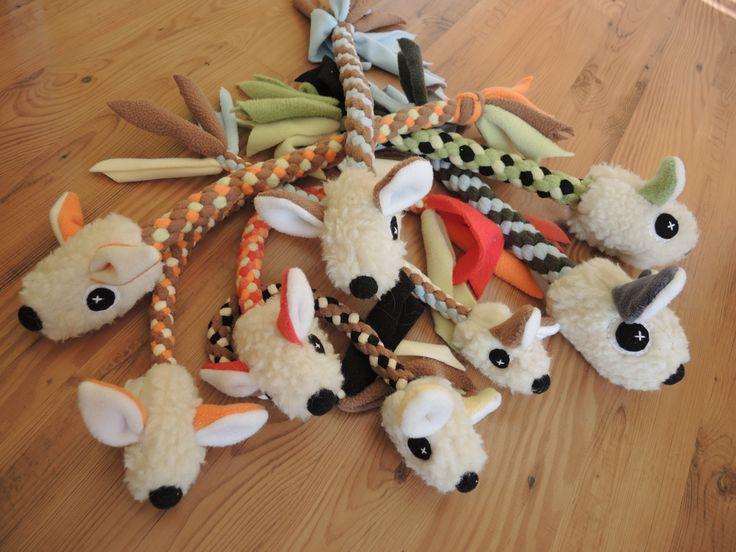 """""""Spermoň"""" - přetahovací hračka pro psy :-) Hlavička má v sobě pískátko. Toy for dogs"""