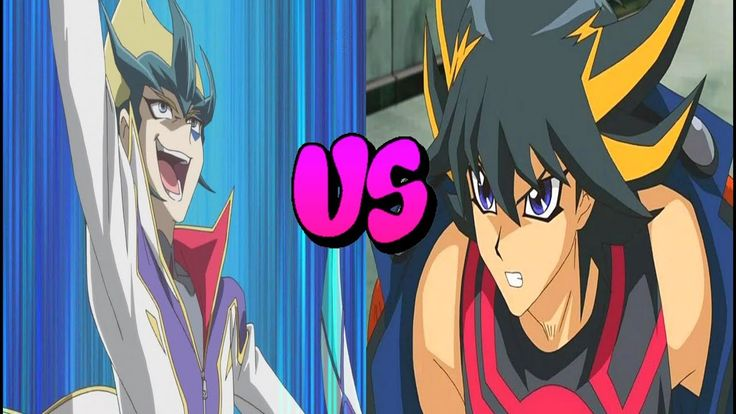 The King of Games Tournament II: Kite vs Yusei (Match #20)