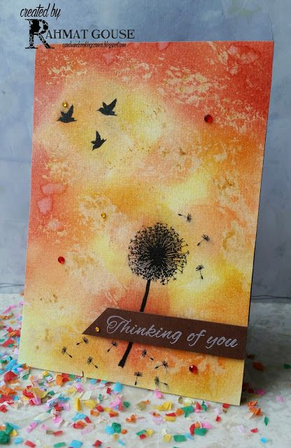 Cards and Cooking Corner: Blog 4 Boobies - a blog hop to stamp away breast cancer