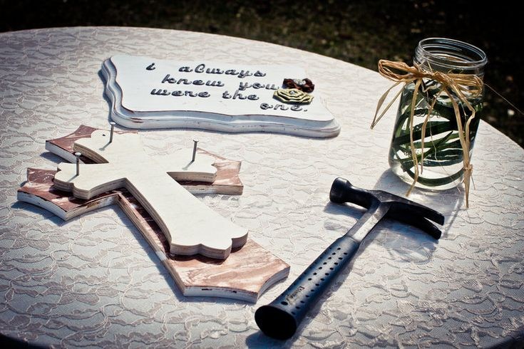 Mr & Mrs. Balderas  Photo By Brittany Junghans Photography -our unity cross Wedding unity ideas