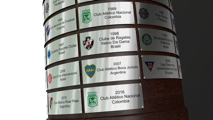 Atlético Nacional Campeón Copa Libertadores 2016
