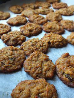 Ízőrző: Puha sárgarépás keksz