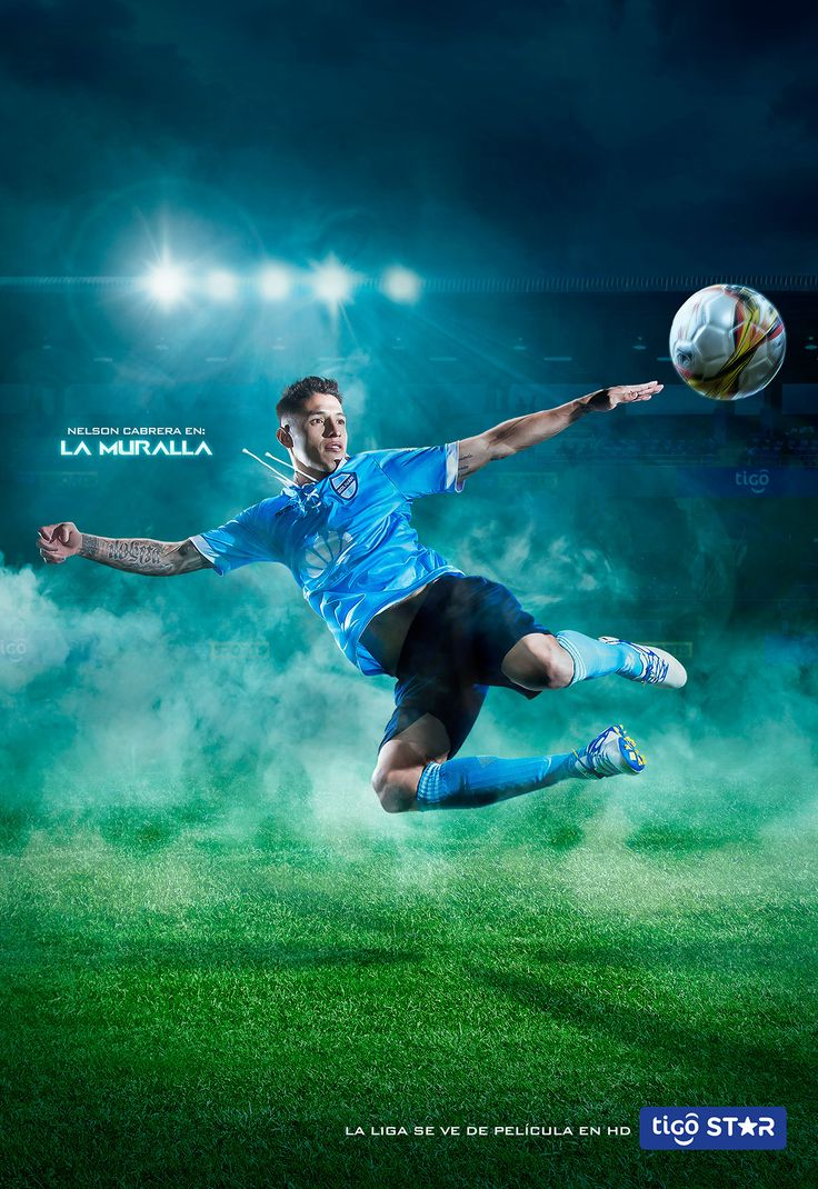 Tigo Star-Campaña Liga Boliviana on Behance