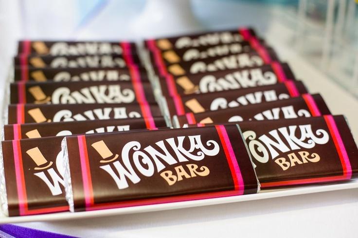 Wonka Bars www.toadstoolparties.com