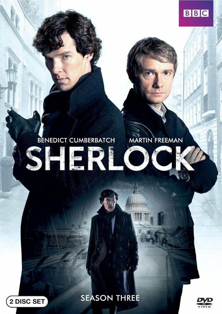 Amazon.com: Sherlock: Season Three: Benedict Cumberbatch, Martin Freeman: Movies & TV
