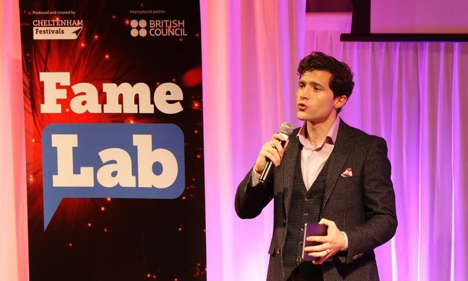 The highlights of #FameLab 2017    If you haven't heard, FameLab is the world's biggest #sciencecommunication competition.    Produced by the British Council, FameLab celebrates research and achievement in Science, Technology, Engineering and Mathematics (STEM).