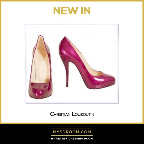 Christian Louboutin shoes, Platforms, Pumps, MySDRoom New In