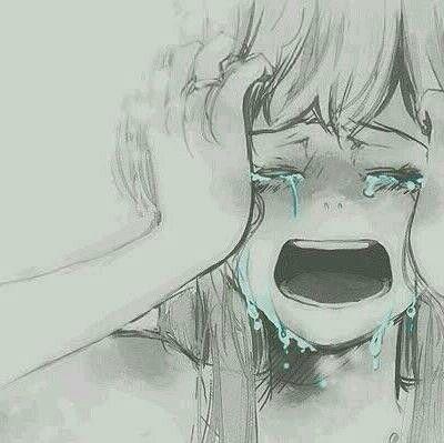 Es ist so traurig
