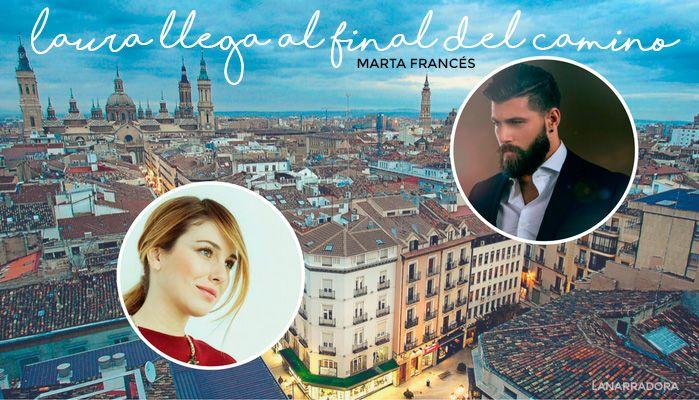[Reseña] Laura llega al final del camino de Marta Francés