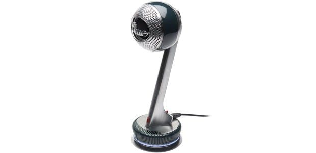 Blue Microphones announces Nessie an adaptive USB mic with builtin features to improve recordings