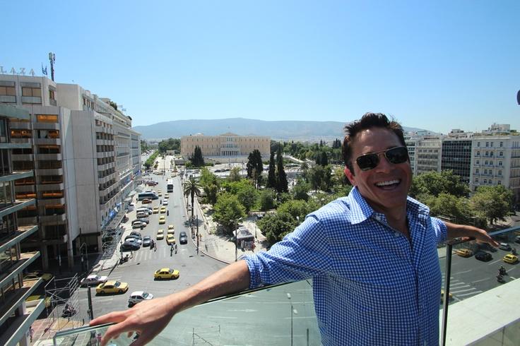 Athens Greece - Dave Koz & Friends at Sea - 2013 Italy, Greece & Sicily The Smooth Jazz Cruise - http://www.davekozcruise.com