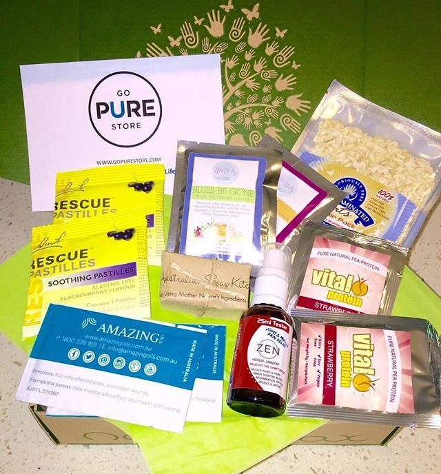 It's not too late to order your March Lifestyle Box!  Thank you to our amazing suppliers! Don't forget to check out their page and let them know what you loved about their products! @martinandpleasance @theaustraliansoapkitchen @vitalgreens @amazingoilsmagnesium @zen_painrelief @rescueremedy_anz #herbellyteatales  Start a healthy lifestyle and get your Native Lifestyle Box now!: http://bit.ly/1KFAd6j  #nativebox #nativeboxau #subscriptionboxes #healthyoptions #naturalskincare #organic