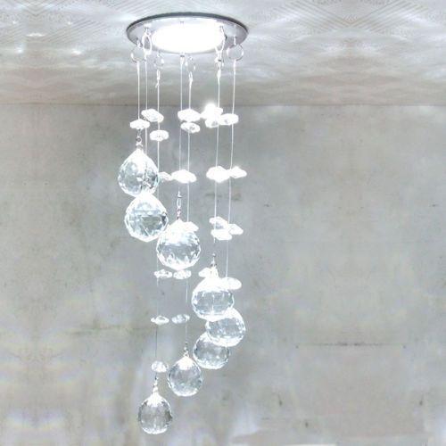 35.00$  Buy now - http://aliyqa.shopchina.info/1/go.php?t=32769244240 - Mini modern Crystal LED Chandelier Ceiling Hanging Lamp lustre AC 110V2 20V Led Kitchen light Fixtures home lighting lampadari   #bestbuy