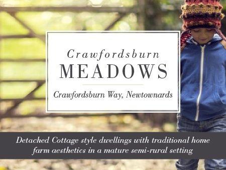 Crawfordsburn Meadows, Crawfordsburn Way Newtownards, Co Down #newdevelopment #newtownards #forsale #propertynewsni