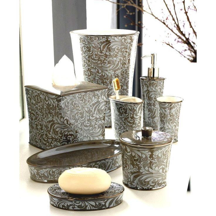 rustic bathroom accessory sets accessories green uk set ceramic black white radiance canada
