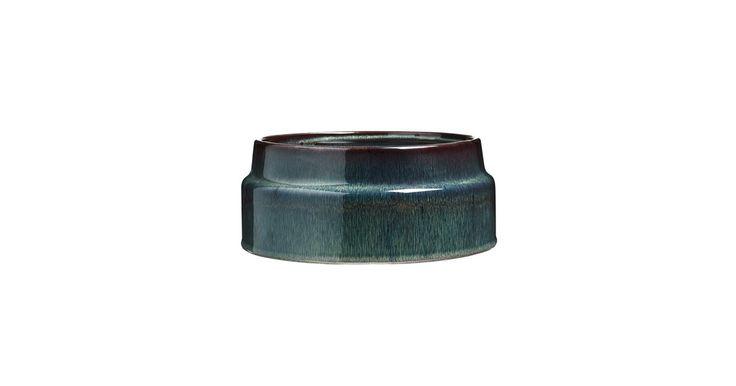 Vakker keramikk med en unik og skimrende glassering, som gjør at ikke to vaser…