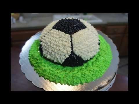 Modelos de Tortas Decoradas de Fútbol para Niños y Adultos | Blogichef | Recetas de Cocina, Comida y Postres