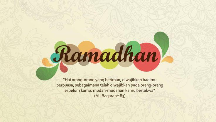 Kumpulan Puisi Terbaik Bulan Suci Ramadhan Penuh Berkah http://ift.tt/2o5mTHb