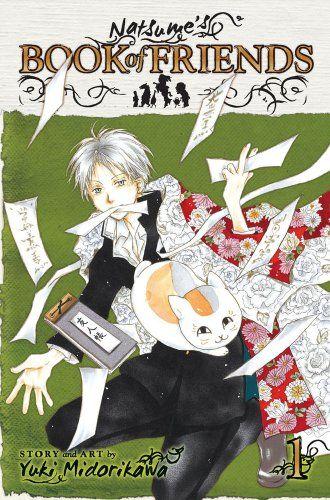 Natsume's Book of Friends, Vol. 1 by Yuki Midorikawa