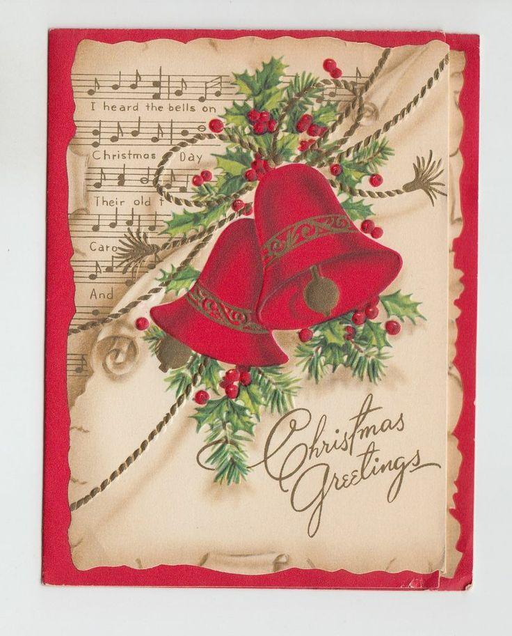7146 Best Vintage Christmas Images On Pinterest