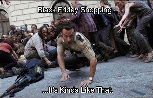 Black Friday Funny Pictures - 21 Pics