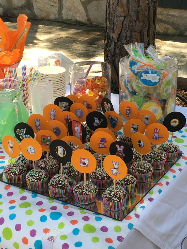 Rabbids invasion candy bar