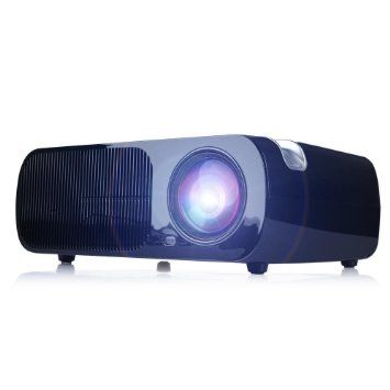 HD 2600Lumens Vedio Projector, LED1080P,Keystone Correction,Cinema Support HDMI VGA AV USB for Home Cinema Theater, Child Games -Black [CE] HD 2600Lumens Vedio Projector, LED1080P,Keystone Correction,Cinema Support HDMI VGA AV USB for Home Cinema Theater, Child Games -Black, 2016 Amazon Hot New Releases Televisions & Video  <a class=