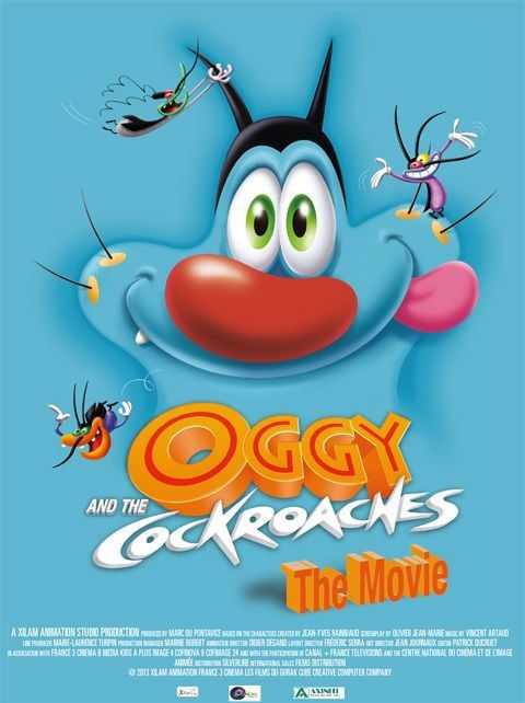 Oggy And The Cockroaches : The Movie(2013) Watch this movie and like it immediately no negative feedback
