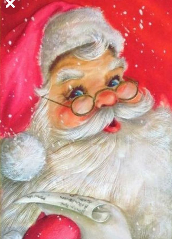 Jingle Bell Jingle Bell Jingle All The Way Santa Claus Is Coming How Much Fun This Day Christmas Paintings Christmas Prints Christmas Art