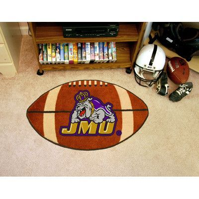 FANMATS NCAA James Madison University Football Mat
