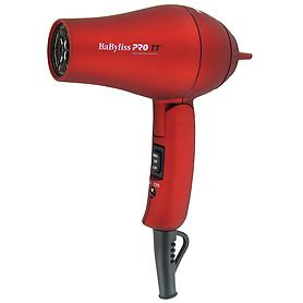 BaByliss ProTT Tourmaline Titanium 1500 Compact Dryer - $34.99 - She's compact and lightweight but don't be fooled, this travel-sized dryer packs a punch.