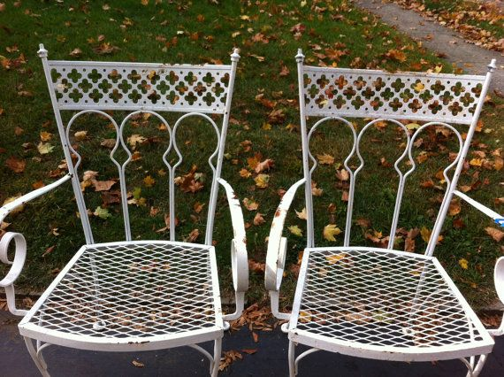 76 best Wrought Iron furniture images on Pinterest