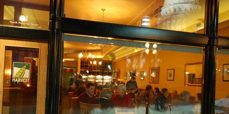 Harvest Restaurant | Madison's 20 Hottest Restaurants | The Bobber